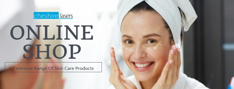 skin care products available in Cheshire